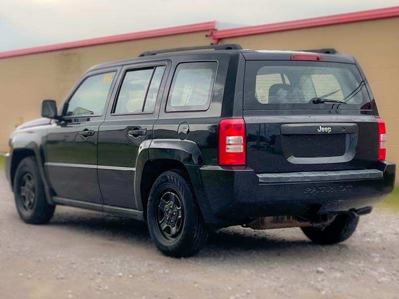 Jeep Patriot 2008 price $4,550