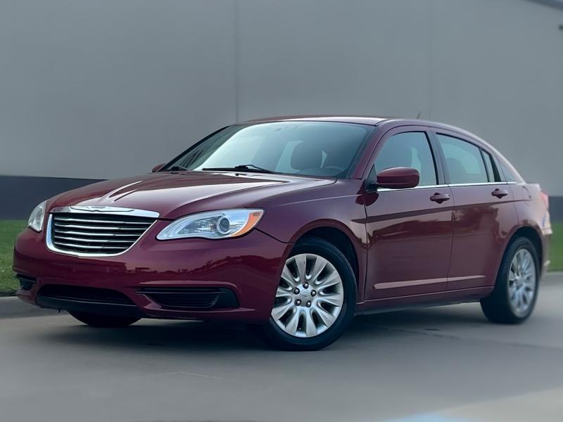 Chrysler 200 2013 price $6,550