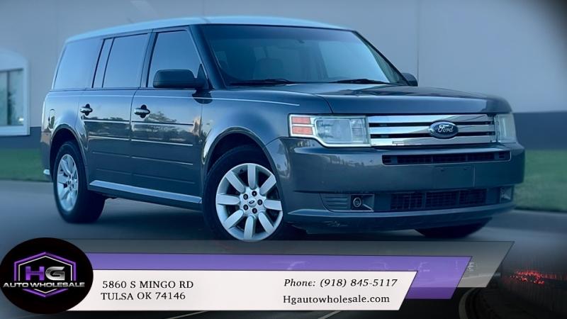 Ford Flex 2010 price $7,250