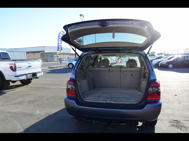 Toyota Highlander 2006 price $7,999