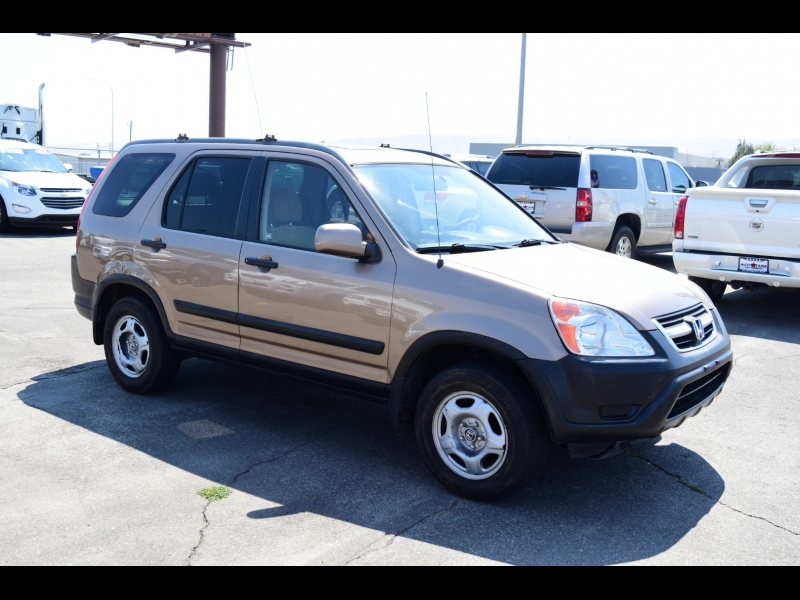 Honda CR-V 2002 price $3,999