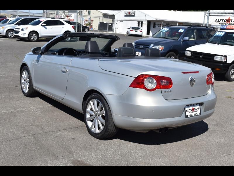 Volkswagen Eos 2009 price $7,999