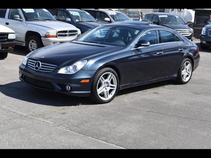 Mercedes-Benz CLS-Class 2007 price $9,999