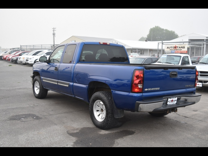 Chevrolet Silverado 1500 2003 price $7,999
