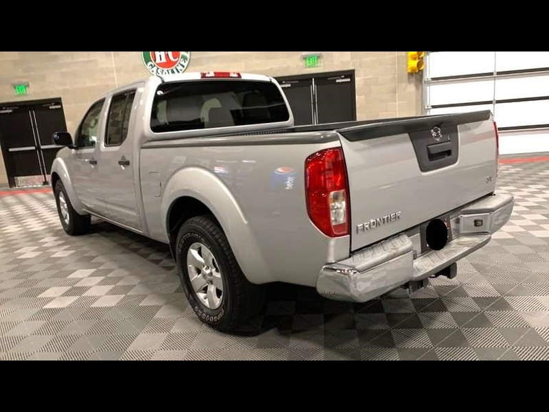 Nissan Frontier 2013 price $11,999