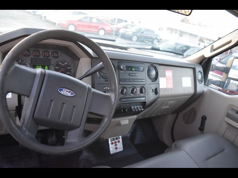 Ford Super Duty F-550 DRW 2009 price $21,999