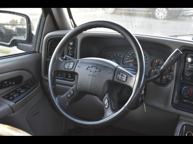 Chevrolet Silverado 1500 Crew Cab 2004 price $8,500