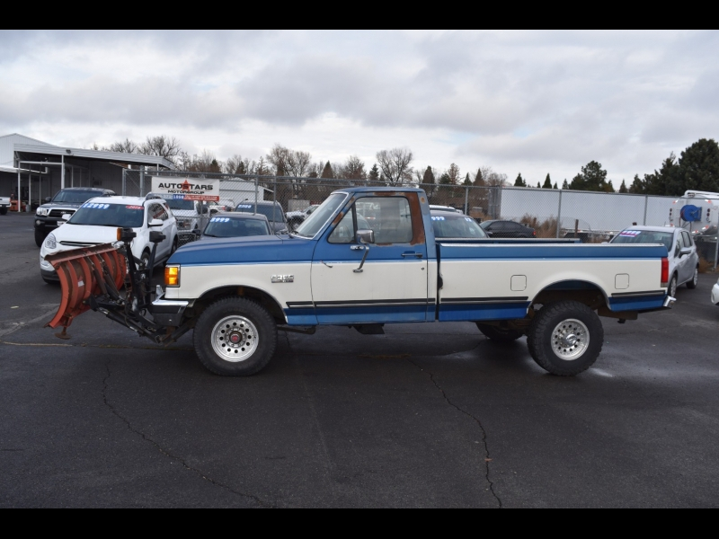 Ford F-250 1990 price $6,999