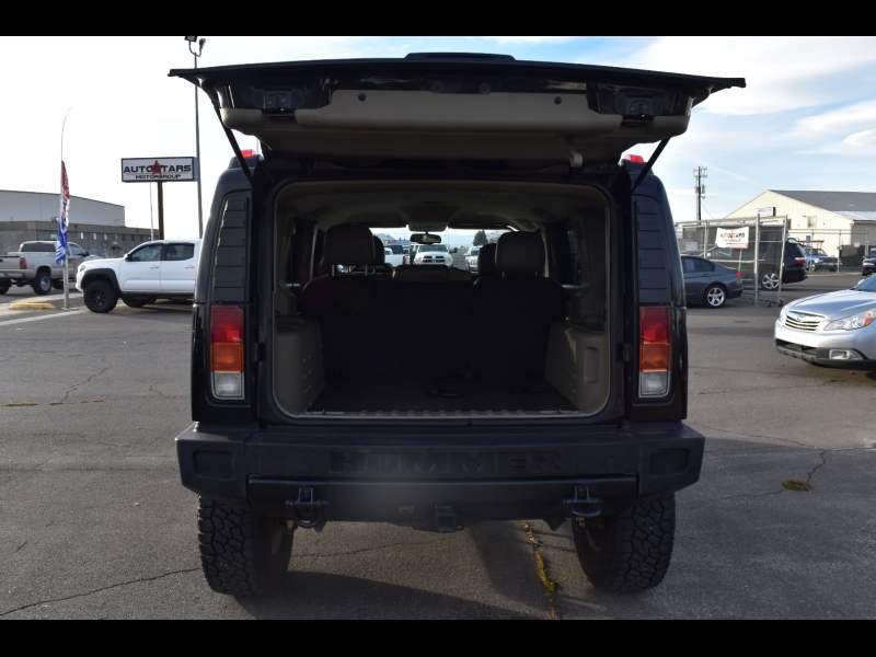 Hummer H2 2004 price $13,999