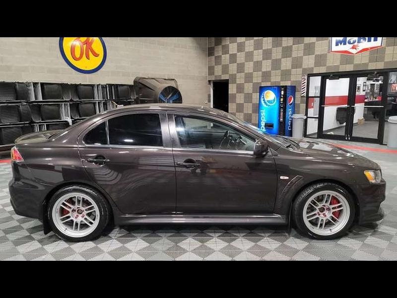 Mitsubishi Lancer Evolution 2014 price $29,999