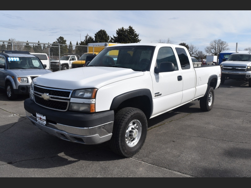 Chevrolet Silverado 3500 2006 price $14,999