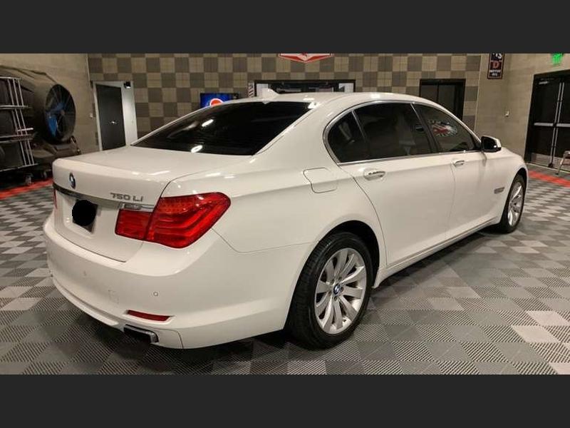BMW 7-SERIES 2011 price $16,999