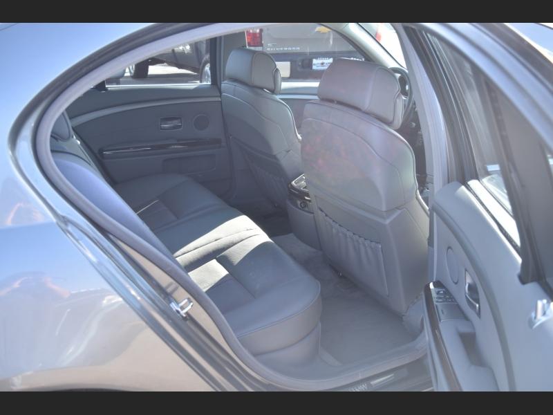BMW 7-Series 2008 price $7,999