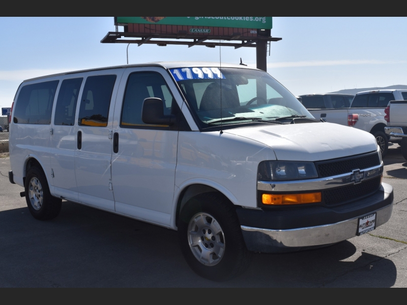 Chevrolet EXPRESS G1500 2014 price $10,999