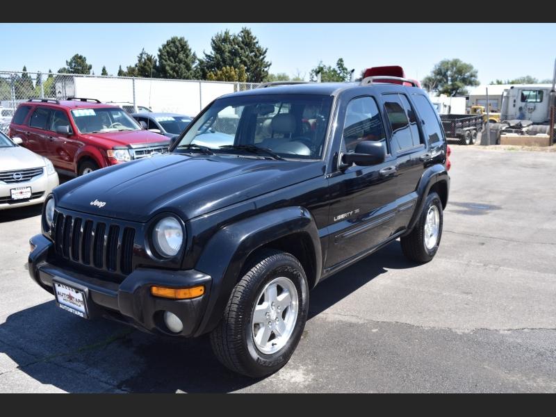 Jeep LIBERTY 2003 price $4,999