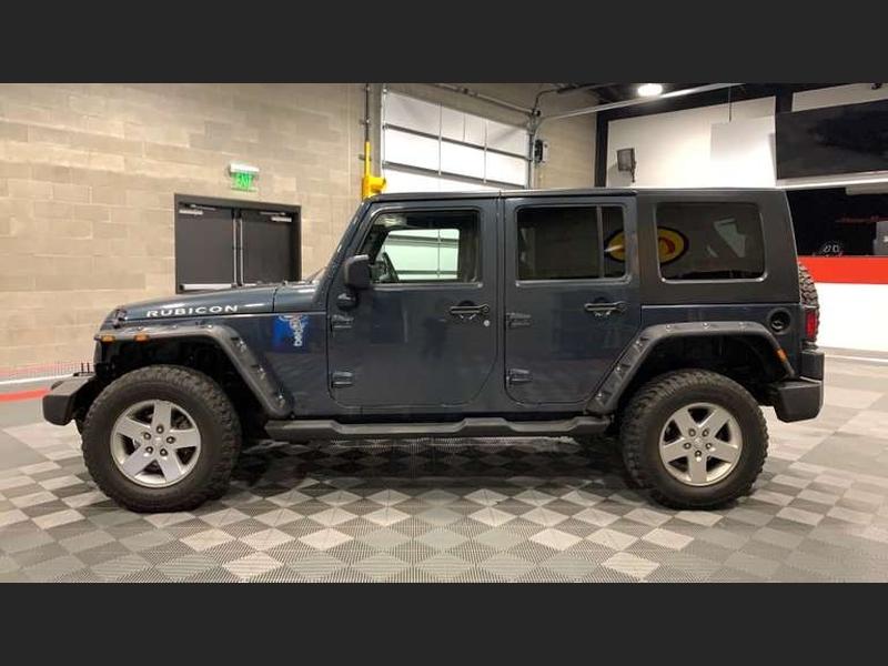 Jeep WRANGLER UNLIMI 2008 price $16,999