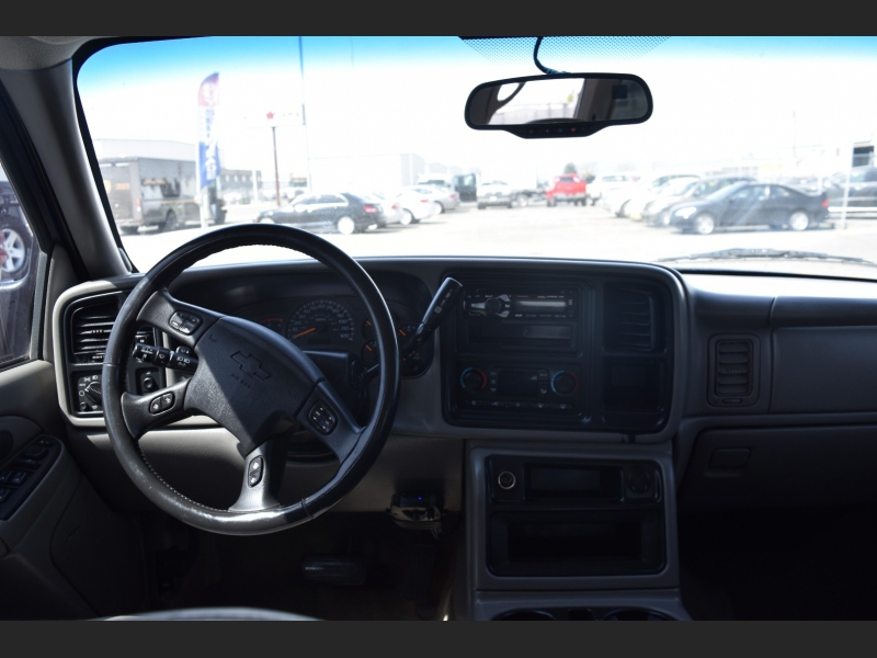 Chevrolet SILVERADO 2500 2004 price $13,999
