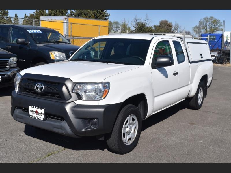 Toyota TACOMA 2015 price $15,999