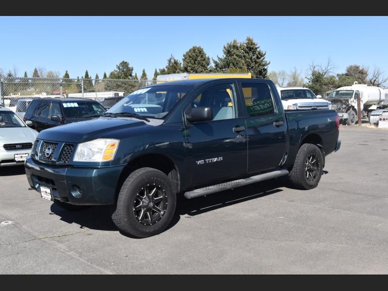 Nissan TITAN 2007 price $15,999