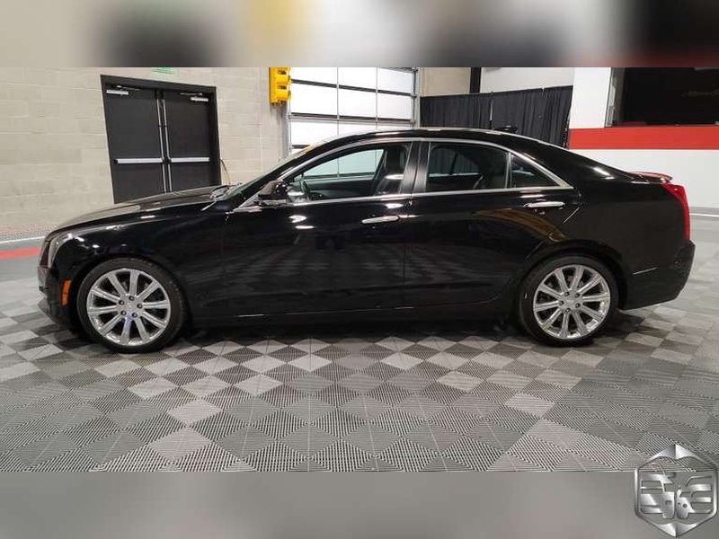 Cadillac ATS 2017 price $24,999