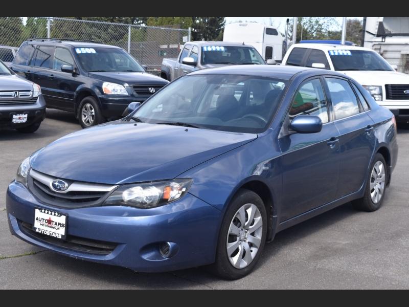 Subaru IMPREZA 2011 price $8,999
