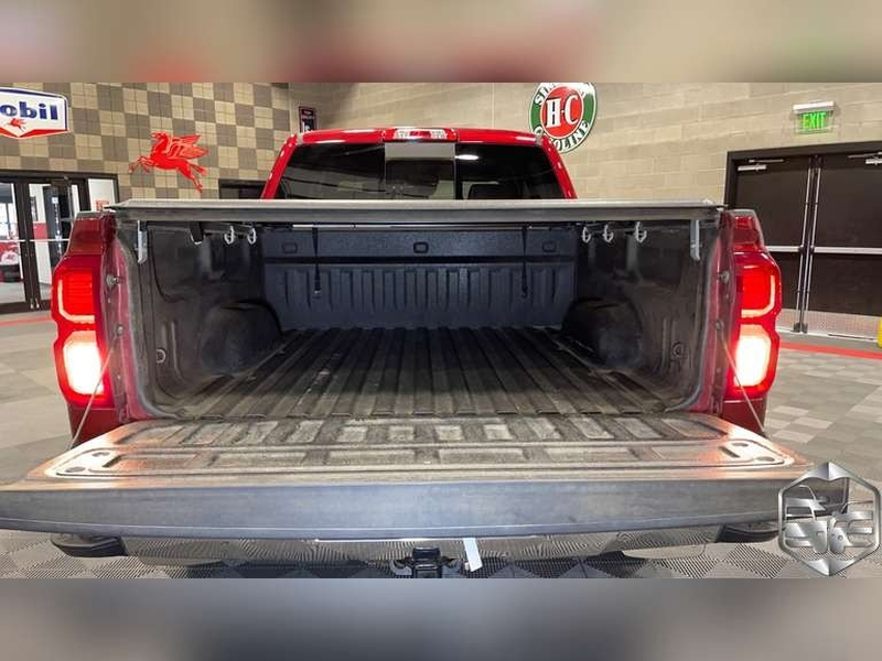 Chevrolet Silverado 1500 2018 price $43,999