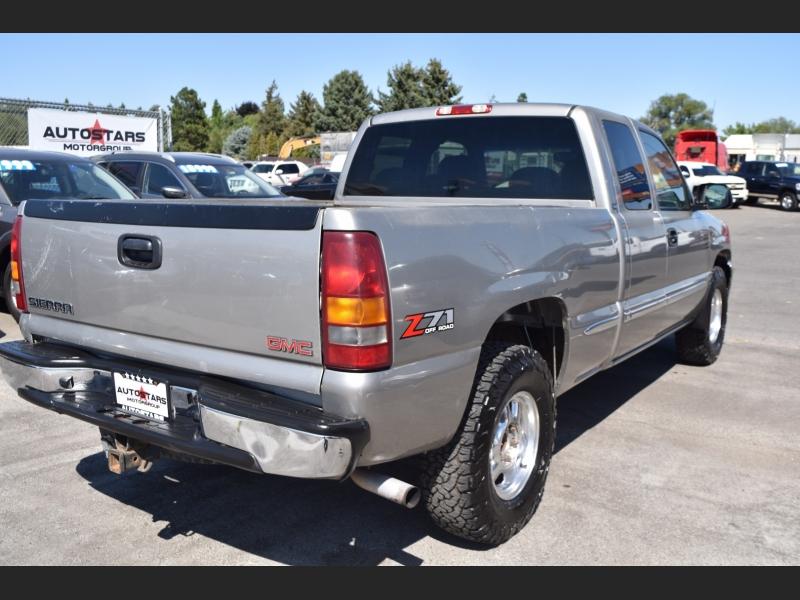 GMC SIERRA 1500 2002 price $8,999