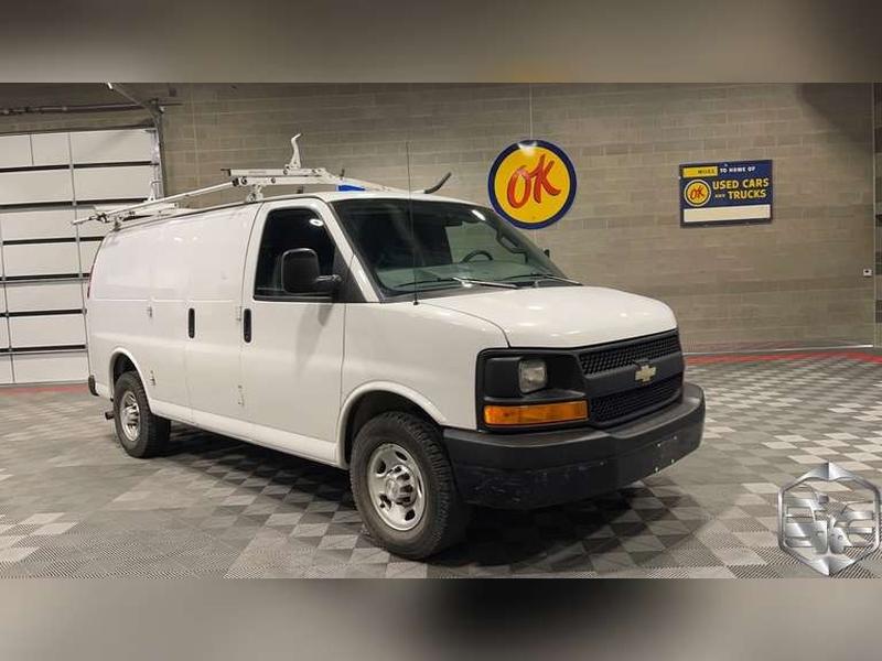 Chevrolet Express Cargo Van 2016 price $13,999