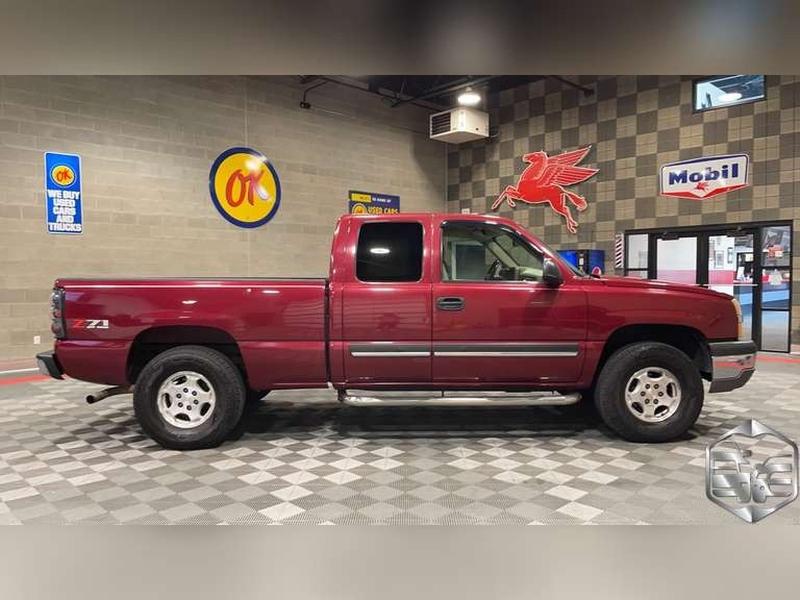 Chevrolet Silverado 1500 2004 price $7,999