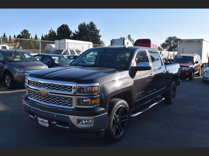 Chevrolet Silverado 1500 2015 price $38,999