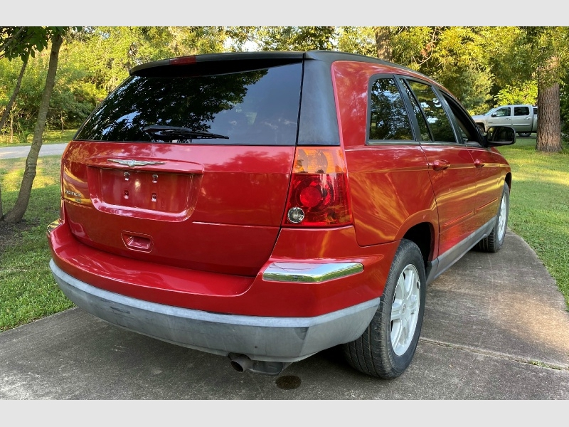 Chrysler Pacifica 2006 price $3,995
