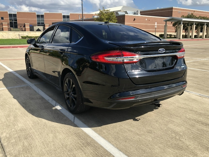 Ford Fusion 2018 price $16,450