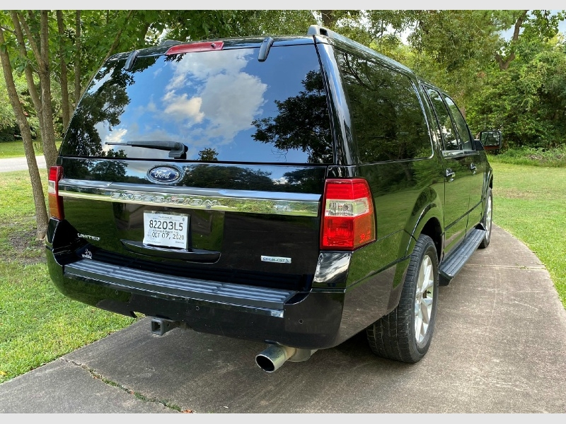 Ford Expedition EL 2017 price $23,999