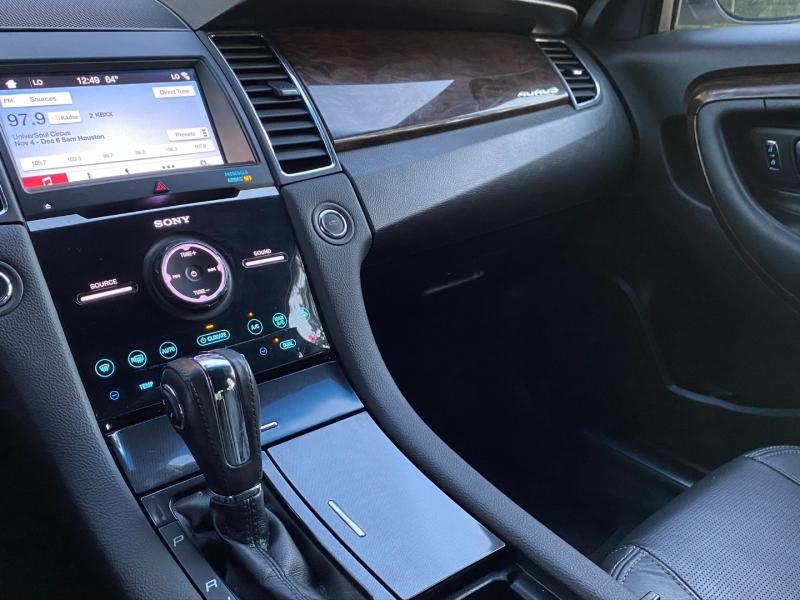 Ford Taurus 2018 price $19,999