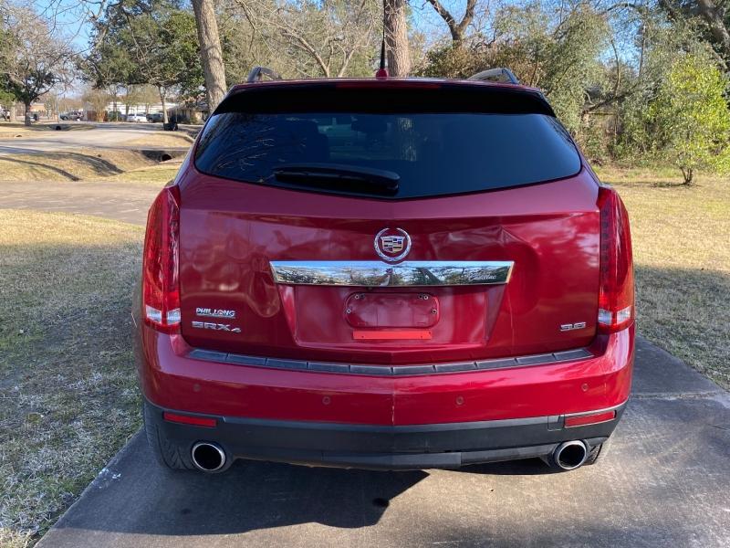 Cadillac SRX 2012 price $10,750