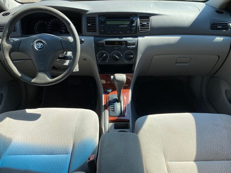 Toyota Corolla 2007 price $2,499