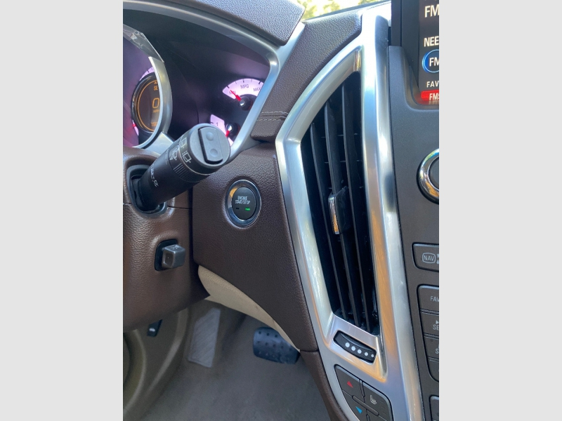 Cadillac SRX 2011 price $8,495