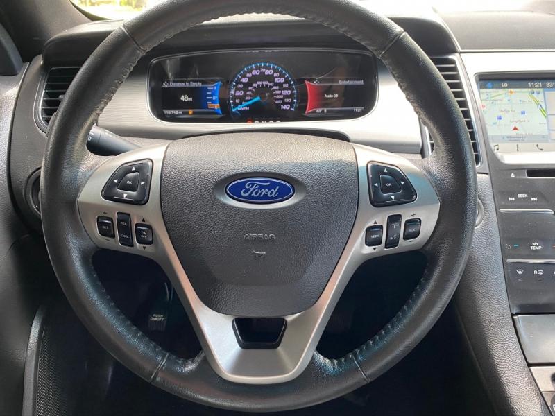 Ford Taurus 2018 price $22,999