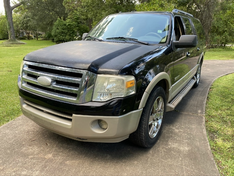 Ford Expedition EL 2007 price $2,999