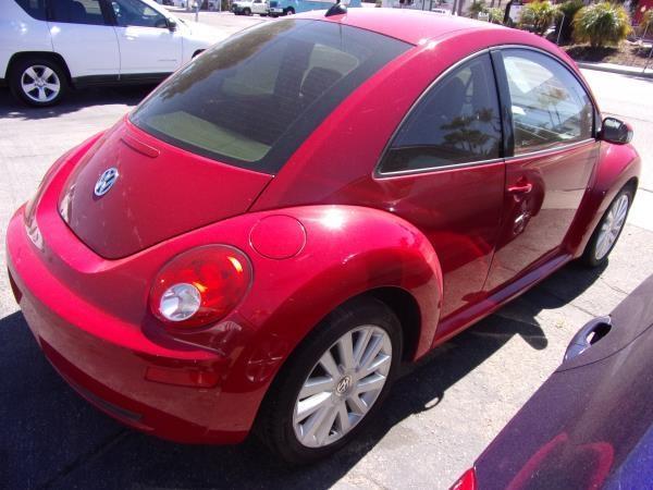 VOLKSWAGEN NEW BEETLE 2008 price $6,995