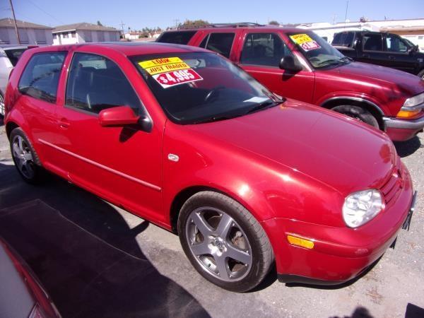 VOLKSWAGEN GTI 2002 price $4,995
