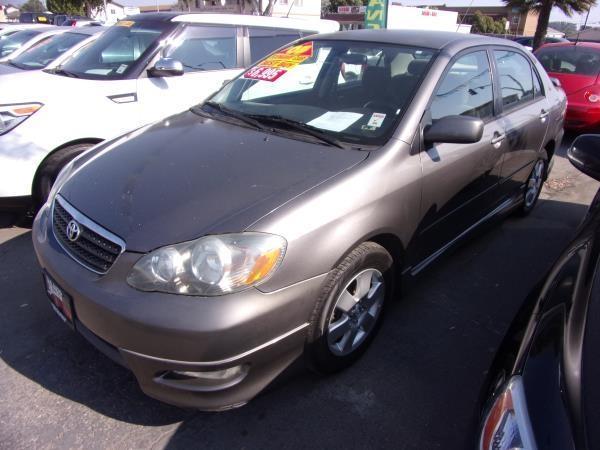 TOYOTA COROLLA 2005 price $5,995
