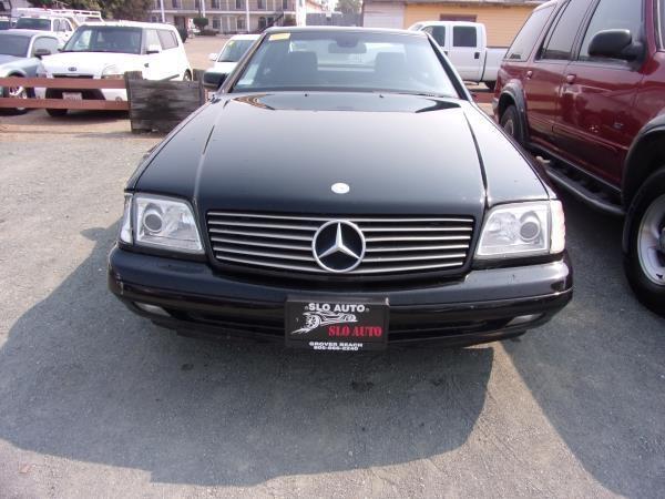 MERCEDES-BENZ SL-CLASS 1998 price $4,995