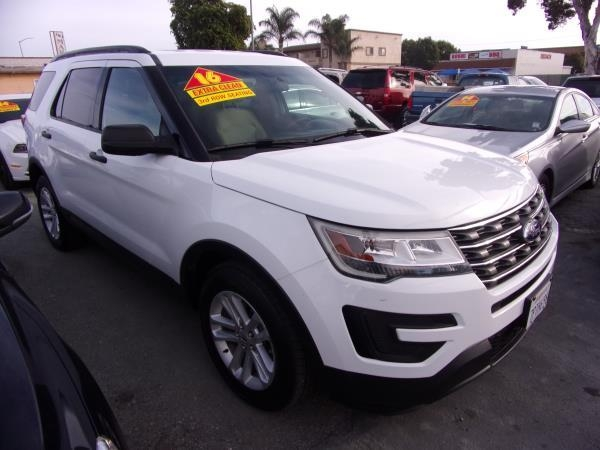 FORD EXPLORER 2016 price $14,995