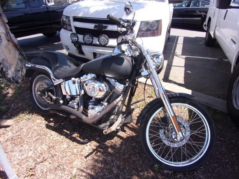 HARLEY DAVIDSON SOFTAIL DUECE 2005 price $5,995