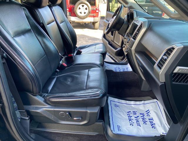 Ford F150 SuperCrew Cab 2017 price $24,995