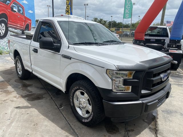 Ford F150 Regular Cab 2016 price $14,995