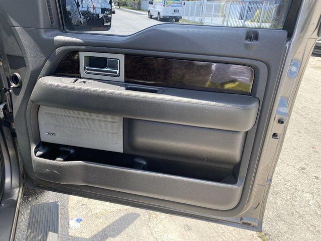 Ford F150 SuperCrew Cab 2013 price $15,995