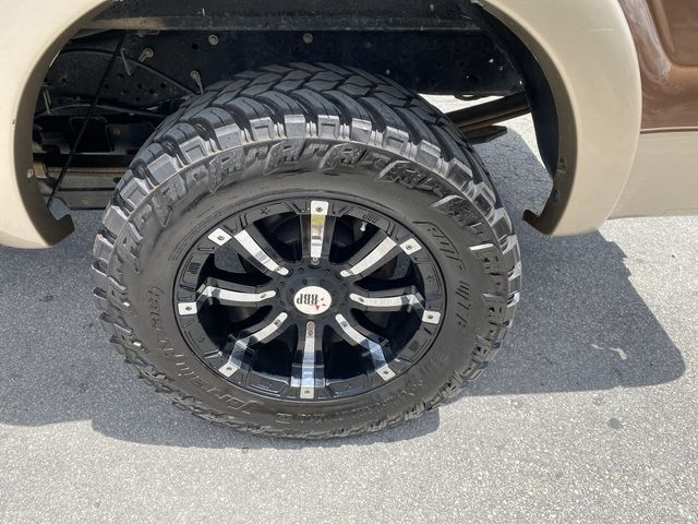 Ford F250 Super Duty Crew Cab 2011 price $23,995