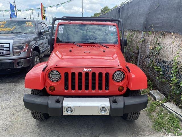 Jeep Wrangler 2013 price $19,299